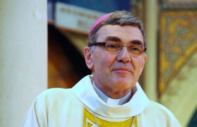 Homélie de Mgr Denis Moutel